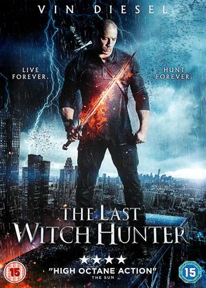 Rent The Last Witch Hunter Online DVD & Blu-ray Rental