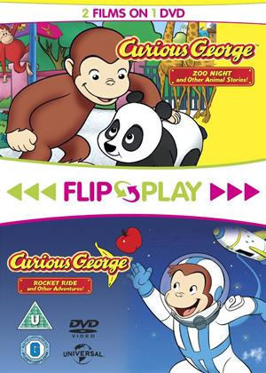Rent Curious George: Zoo Night and Other Animal Stories Online DVD Rental