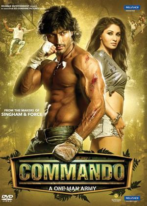 Rent Commando (aka Commando: A One Man Army) Online DVD Rental