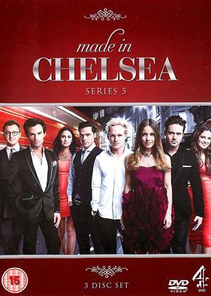 Rent Made in Chelsea: Series 5 Online DVD Rental