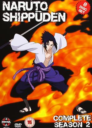 Rent Naruto: Shippuden: Series 2 Online DVD Rental