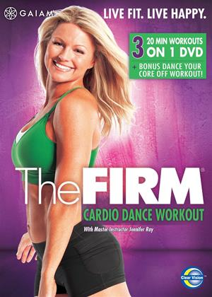 Rent The Firm: Cardio Dance Workout Online DVD Rental
