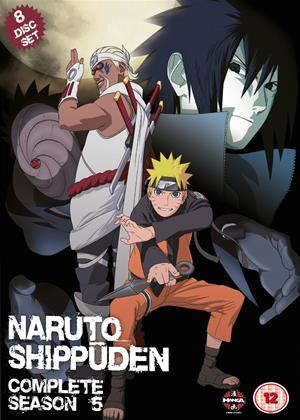Rent Naruto: Shippuden: Series 5 Online DVD Rental
