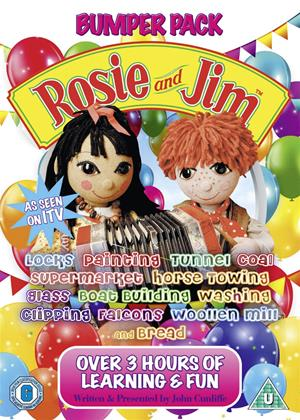 Rent Rosie and Jim Bumper: Vol.1 Online DVD Rental