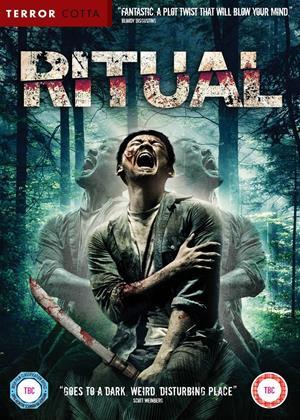 Rent Ritual (aka Modus Anomali) Online DVD Rental