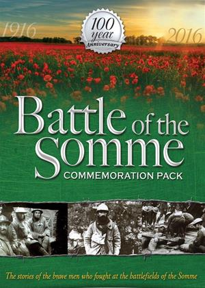 Rent Battle of the Somme: Commemoration Pack Online DVD Rental