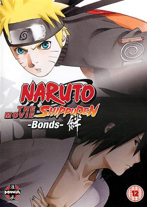 Rent Naruto Shippuden: The Movie 2: Bonds Online DVD Rental