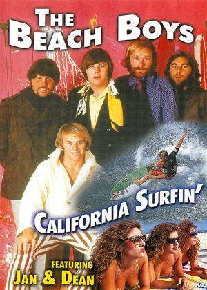 Rent The Beach Boys: California Surfin' Online DVD Rental