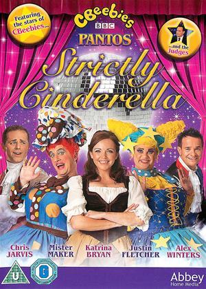 Rent CBeebies Panto: Strictly Cinderella Online DVD Rental