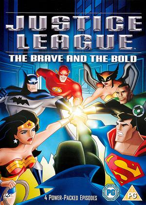 Rent Justice League: The Brave and the Bold Online DVD & Blu-ray Rental