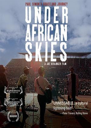 Rent Paul Simon's Graceland Journey: Under African Skies Online DVD Rental