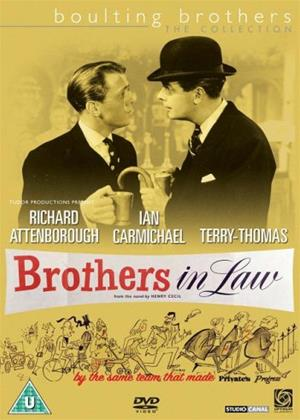 Rent Brothers in Law Online DVD & Blu-ray Rental