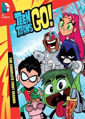 Rent Teen Titans Go!: Series 1 Online DVD Rental