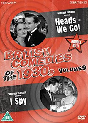 Rent British Comedies of the 1930s: Vol.9 Online DVD Rental