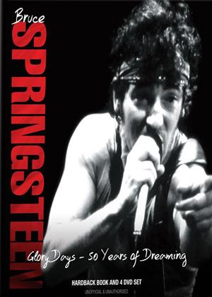 Rent Bruce Springsteen: Glory Days: 50 Years of Dreaming Online DVD & Blu-ray Rental
