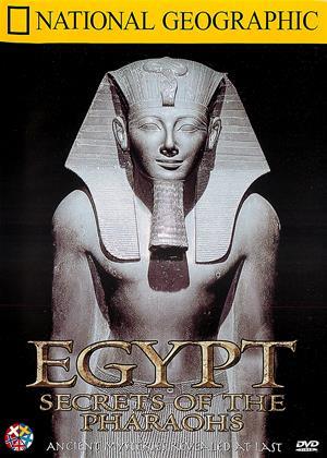 Rent National Geographic: Egypt: Secrets of the Pharaohs Online DVD Rental
