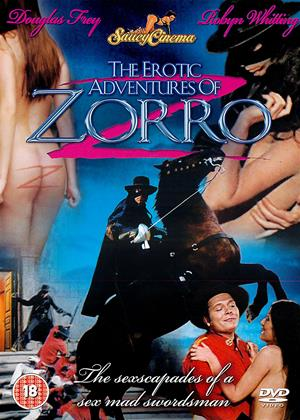 Rent The Erotic Adventures of Zorro (aka The Sexcapades of Don Diego) Online DVD & Blu-ray Rental