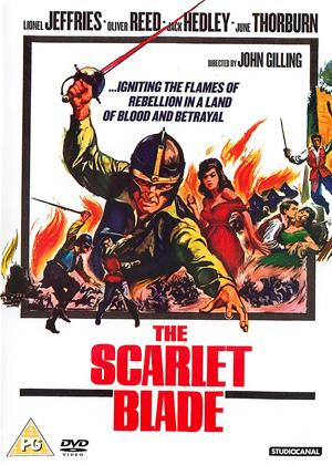 Rent The Scarlet Blade (aka The Crimson Blade) Online DVD Rental