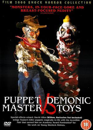 Rent Puppet Master vs. Demonic Toys (aka Demonic Toys 3) Online DVD Rental