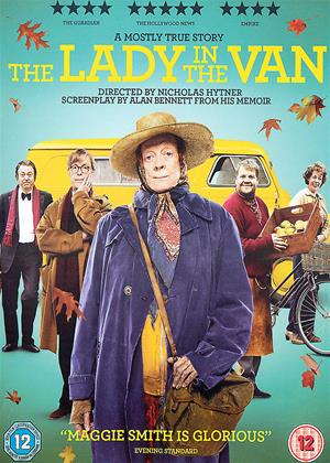 The Lady in the Van Online DVD Rental