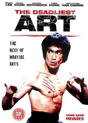 Rent The Deadliest Art (aka The Deadliest Art: The Best of the Martial Arts Films) Online DVD Rental