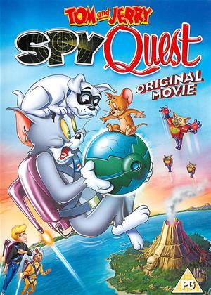 Rent Tom and Jerry: Spy Quest Online DVD & Blu-ray Rental