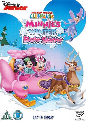Rent Mickey Mouse Clubhouse: Minnie's Winter Bow Show Online DVD & Blu-ray Rental