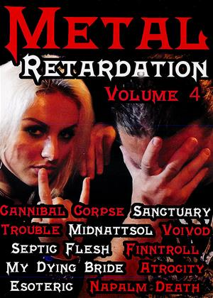 Rent Metal Retardation: Vol.4 Online DVD & Blu-ray Rental