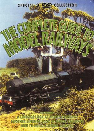 The Complete Guide to Model Railways Online DVD Rental