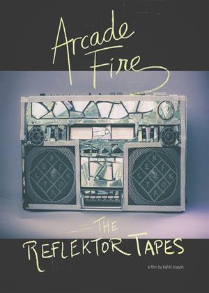 Rent The Reflektor Tapes Online DVD Rental
