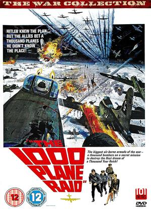 Rent The 1000 Plane Raid (aka The Thousand Plane Raid) Online DVD Rental
