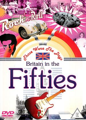 Rent Those Were the Days: Britain in the Fifties Online DVD Rental