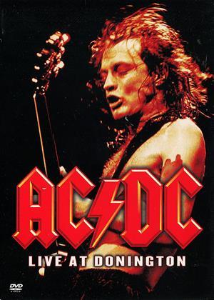 Rent AC/DC: Live at Donington Online DVD & Blu-ray Rental