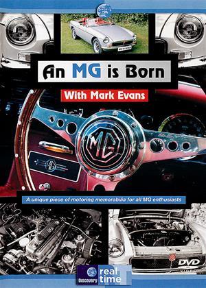 Rent An MG is Born Online DVD Rental