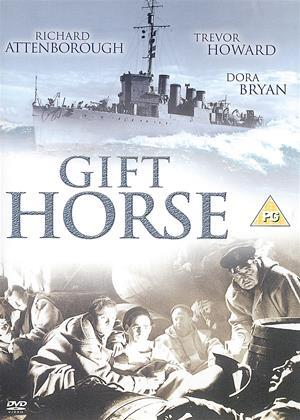 Rent Gift Horse (aka Glory at Sea) Online DVD Rental