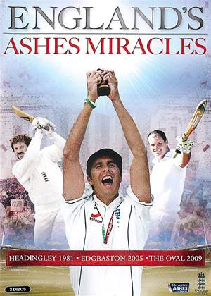 Rent England's Ashes Miracles Online DVD Rental