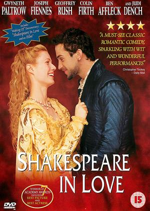Shakespeare in Love Online DVD Rental