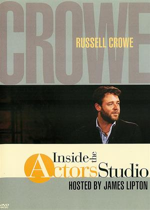 Rent Inside the Actors Studio: Russell Crowe Online DVD & Blu-ray Rental