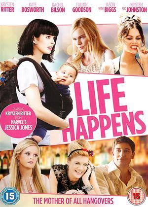 Rent Life Happens Online DVD Rental
