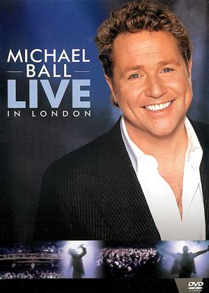 Rent Michael Ball: Live in London Online DVD & Blu-ray Rental
