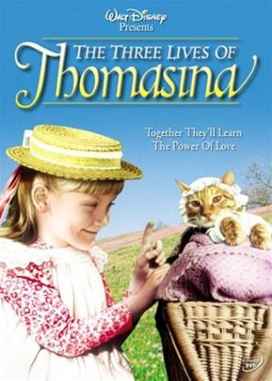 Rent The Three Lives of Thomasina Online DVD Rental