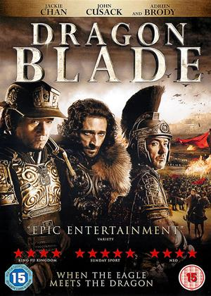 Dragon Blade Online DVD Rental
