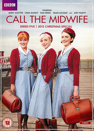 Rent Call the Midwife: Series 5 Online DVD & Blu-ray Rental