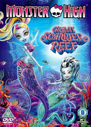 Rent Monster High: Great Scarrier Reef Online DVD Rental