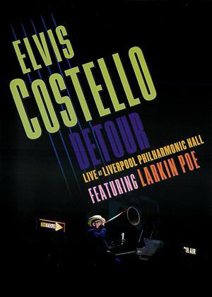 Rent Elvis Costello: Detour Live at the Liverpool Philharmonic Hall Online DVD Rental