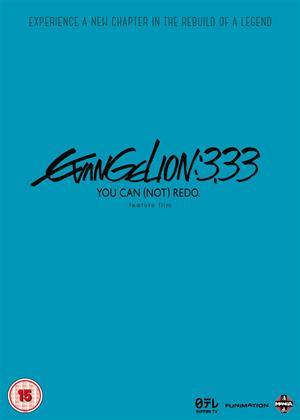 Rent Evangelion 3.33: You Can (Not) Redo (aka Evangerion shin gekijôban: Kyu) Online DVD Rental