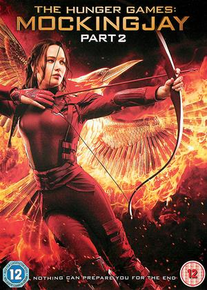 Rent The Hunger Games: Mockingjay: Part 2 Online DVD & Blu-ray Rental
