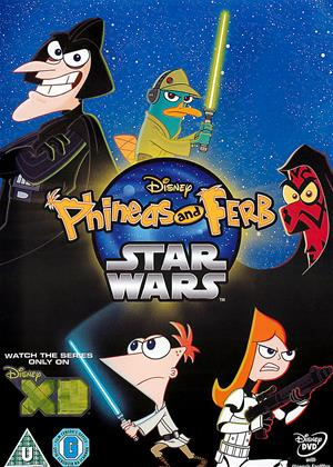 Rent Phineas and Ferb: Star Wars Online DVD Rental