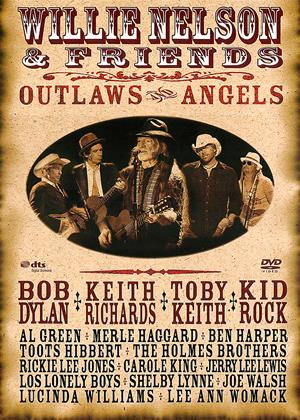 Rent Willie Nelson and Friends: Outlaws and Angels Online DVD Rental