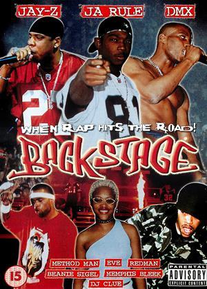 Rent Backstage Online DVD Rental